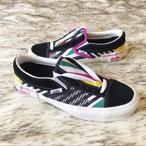 SALE Vans Slip-On Cap Juxtapoze Pack